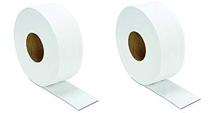 GEN JRT1000 JRT Jumbo Bath Tissue, 2-Ply (Case of 12) (2-(Case of 12))