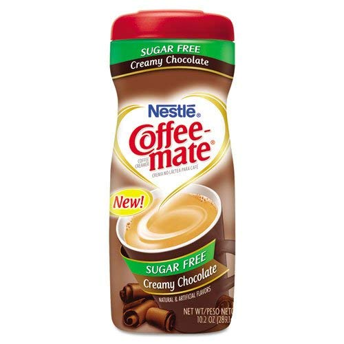 KITBWK6180NES59573 - Value Kit - Coffee-mate Sugar Free Creamy Chocolate Flavor Powdered Creamer (NES59573) and White 2-Ply Toilet Tissue, 4.5quot; x 3quot; Sheet Size (BWK6180)