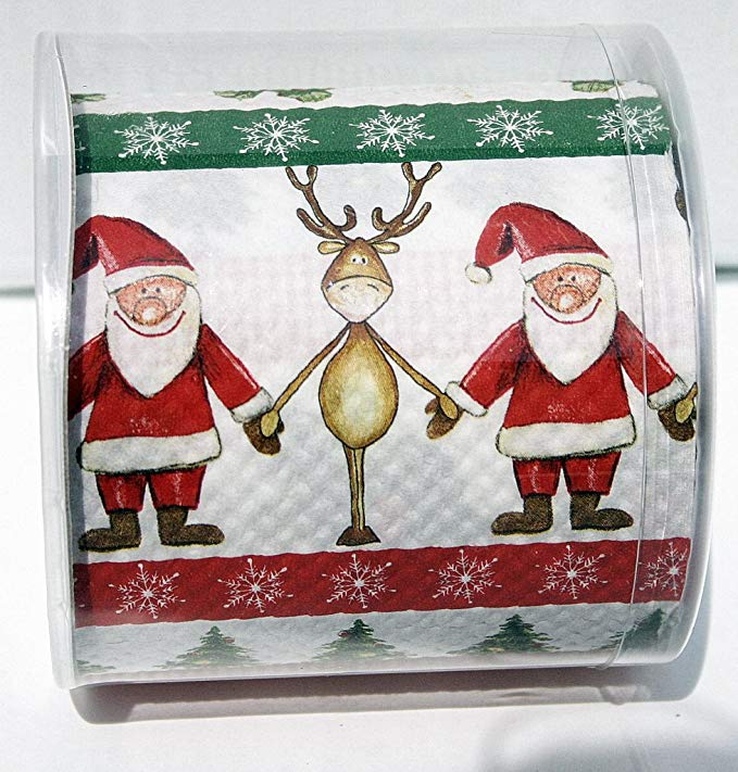 Together Christmas Toilet Paper | Topi